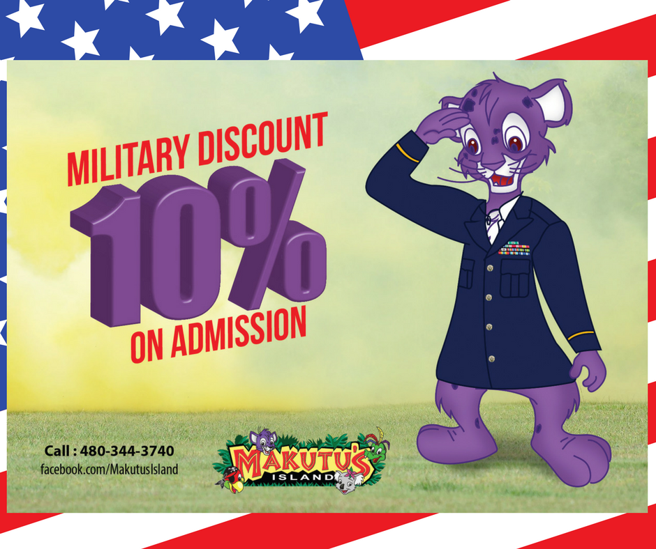 Military Discount 2.0